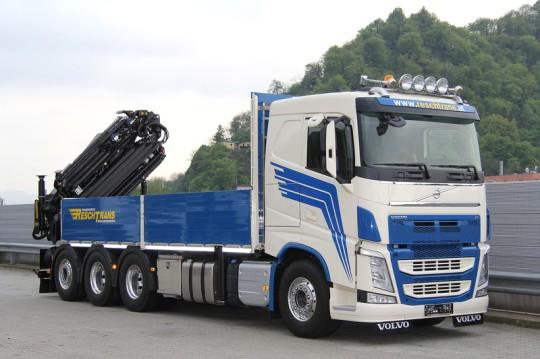 Volvo FH500, Ladefläch innen L 6300mm. PK 34002SHP-PJ060B.